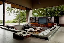 modern living room designs 2013 sunken living room design 2013