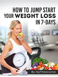 free ebook how to jump start your weight loss in 7 days