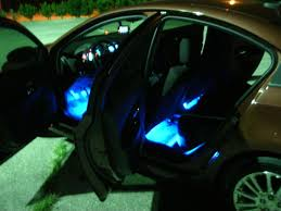 how to hook up led light strips in car led glow interior lights install help