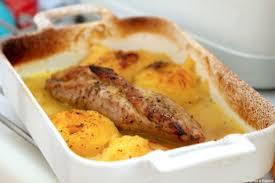 comment cuisiner un filet mignon de porc en cocotte recette de filet mignon aux pommes miel et curry