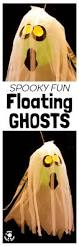halloween party ideas giant floating ghost craft kids craft room