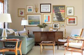 Modern With Vintage Home Decor Salon Modern Evintage