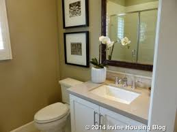 How To Frame A Bathroom Mirror With Crown Molding A Review Of The Terrazza Tract In Orchard Hills Irvine Housing Blog
