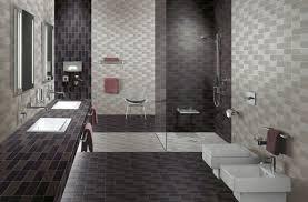 Modern Bathroom Tile Bathroom Modern Bathroom Wall Tile Design With Blue Floral