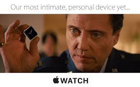 Christopher Walken Memes - embrace the imockery 20 hilarious apple watch memes