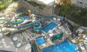 Magic Rock Gardens Hotel Benidorm View From Room Picture Of Magic Aqua Rock Gardens Benidorm