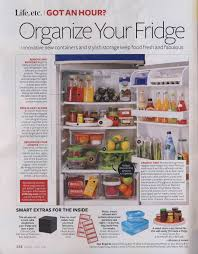 how to make your fridge look like a cabinet the kitchen organizing for gracious living hadley court