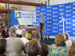 Interstate Power And Light Trump Not Out Against Wind Energy Grassley Says The Gazette