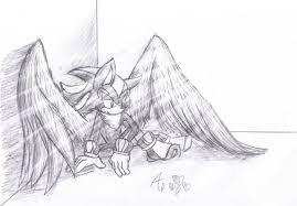 fallen angel pencil by ar ameth on deviantart