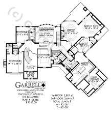 bellsmyre house plan house plans by garrell associates inc