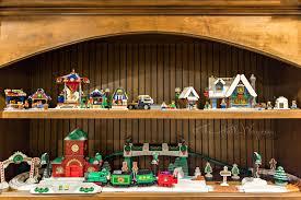 christmas train set decoration u2013 decoration image idea