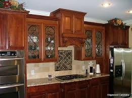 Glass Kitchen Cabinet Door Kitchen Design Mesmerizing Painted Glass Kitchen Cabinet Doors