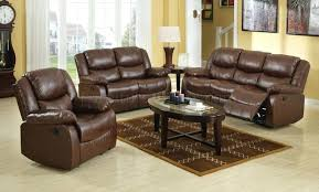 Leather Sofa Reclining Modern Reclining Leather Sofa Ipbworks