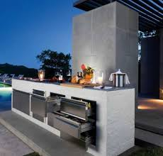Outdoor Bbq Kitchen Designs Ideas For Outdoor Kitchens