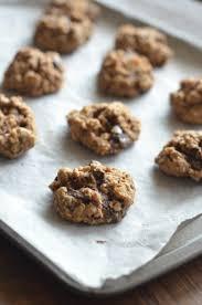 healthy dark chocolate walnut cookies apple of my eye