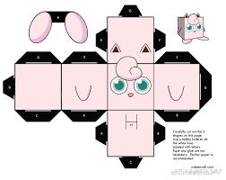 pokemon paper crafts laura williams