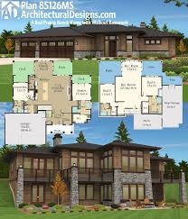 ranch style house plans with walkout basement walk out basement house plans house plans with daylight walkout