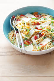 cuisine pasta one pot pasta with tomatoes popsugar food