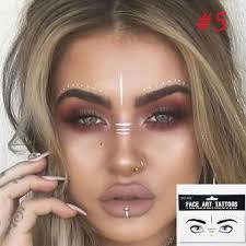 tattoo makeup freckles face tattoo freckles makeup bunchdeals