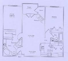 The Lenox Floor Plan Lenox Villas Condominium Atlanta Ga Apartment Finder