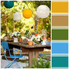outdoor party decoration idea decorating of party