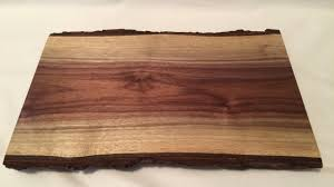 Cutting Board With Trays by Live Edge Walnut Cutting Boards Serving Trays Youtube