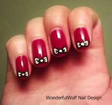wah nails book of nail art u2013 wonderfulwolf