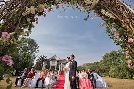 wedding arch kl korean garden wedding at carcosa seri negara yong chul ji yeon