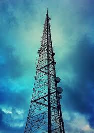 radio tower radio tower sunrise radios and tower