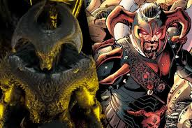 who is steppenwolf justice league s bad