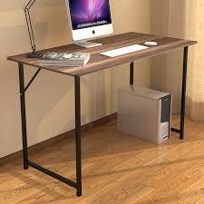 Home Computer Tables Desks 2016 Cheap Desktop Bookshelf Assembly Simple Tables Desk
