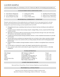 Sample Hr Executive Resume by Hr Business Partner Resume Sample Free Resume Example And