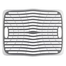 Kitchen Sink Protector Grid Large Sink Mat Oxo