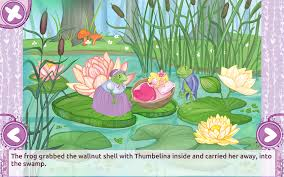 thumbelina games girls android apps google play