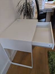 Micke Desk White by Ikea Micke Desk White Good Condition South Yorkshire Office
