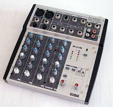 Best Small Mixing Desk How To Use An Audio Mixer Soundboard