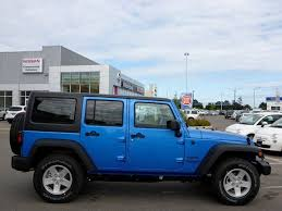 jeep wrangler rubicon colors 2015 jeep wrangler unlimited sport blue colors http