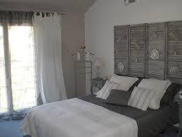deco chambre romantique indogate com peinture gris taupe chambre