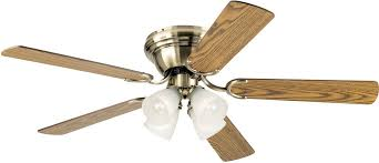 Outdoor Ceiling Fans At Lowes by Furniture 3 Blade Ceiling Fan With Light Low Profile Outdoor