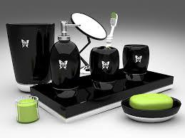 Black Bathroom Accessories by Bathroom Accessories 3d Model Free Download Page 3 Cadnav Com