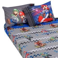 Mario Bros Bed Set Mario Brothers Accessories Best Accessories 2017