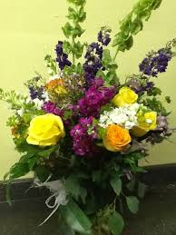Bells Of Ireland Flower Gracious Garden Vase Of Bells Of Ireland Peonies Hydrangea