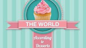 around the world in 32 bites of dessert