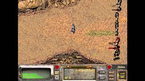 Fallout 1 Map by Stupid Ideas In Fallout 2 Power Armor Run At Level 1 Youtube