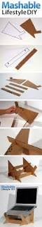 lifestyle diy create your own cardboard laptop stand laptop