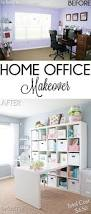 Contact Paper Desk Makeover Home Office Makeover Reveal Two Twenty One