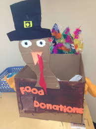 thanksgiving classroom ideas food drive box education pinterest food drive fundraising