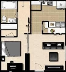 Tiny Apartment Floor Plans 400 Sq Ft Apartment Apartment Pleasing 20 X 20 Studio Apartment