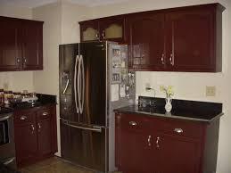 applying rustoleum cabinet transformations