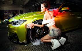light green bmw beautiful asian washes the wing light green bmw f35 pictures